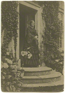 by Unknown photographer, sepia-toned vintage print on card, 1870s